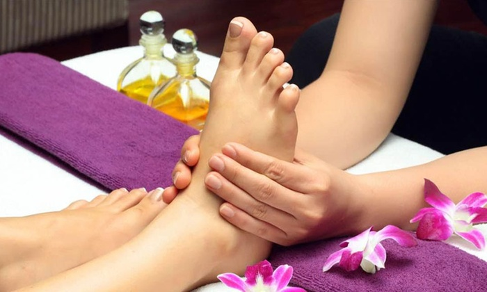Thai Foot Massage | Thai Chaba