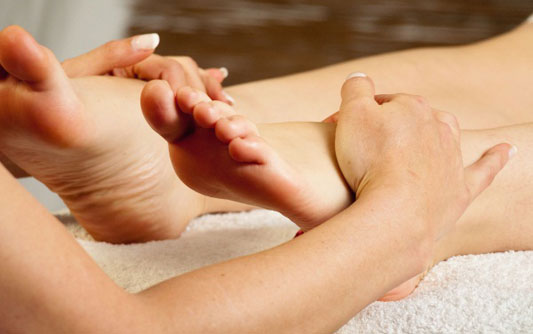 Thai Reflexology Massage | Thai Chaba